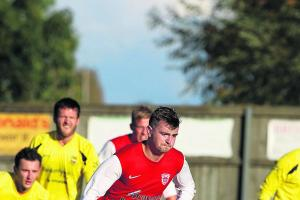 FOOTBALL: Didcot's goal-machine Mills mulls over Hereford switch
