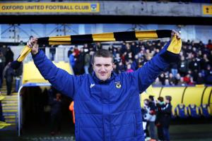 Oxford United duo Richard Brindley and Joe Skarz ready for first starts against Stevenage