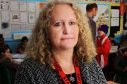 Rose Hill Primary School headteacher Sue Vermes