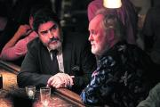 John Lithgow as Ben and Alfred Molina as George