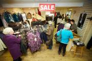 Shoppers flock to pick up bargains at Pettits of Wallingford in its clearance sale