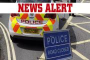 Crash between pedestrian and car in Didcot