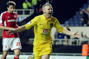 Oxford United handed derby with Swindon Town in the JPT