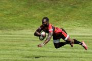 Winger Nevaro Codlin has signed with Chinnor for next season Picture: Paul Smith Photography