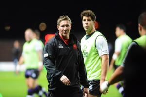RUGBY UNION: London Welsh coach Ollie Smith aware of big threat from former club Leicester Tigers