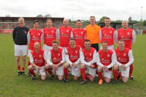 FOOTBALL: Didcot Town's Jamie Heapy is thrilled at large turn-out for testimonial