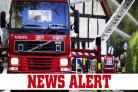 Serious house fire in Abingdon thought to have been started by incense burner