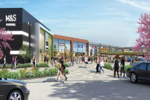 Didcot shopping centre gets go-ahead