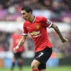 Herald Series: Angel Di Maria, pictured, is one of the world's best players, according to Manchester United and Argentina team-mate Marcos Rojo.