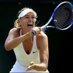 Herald Series: Maria Sharapova has reached the third round of Wimbledon