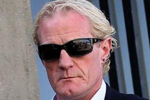 Colin Hendry on trial accused of assaulting ex-girlfriend Sarah Kinder