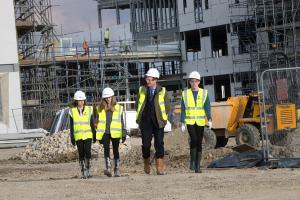 Didcot college can't wait to get first term under its belt
