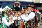 Morris dancers play a big part of BunkFest