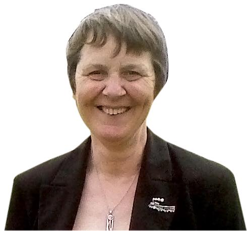 Ann Middleton, commercial manager of Didcot Railway Centre
