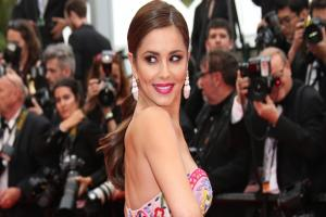Cheryl looks divine as she teases new fragrance launch