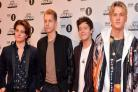 The Vamps win best group at Teen Awards