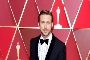 La La Land's Ryan Gosling explains on-stage giggles over Oscars mix-up