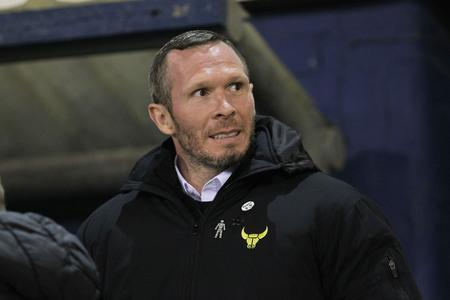 Michael Appleton's last permanent job as a manager was with Oxford United  Picture: Richard Parkes