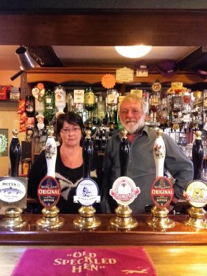 Herald Series: Use it or lose it - landlords on campaign to save pub