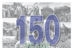The Herald is 150! Special commemorative supplement celebrates a century and a half of news