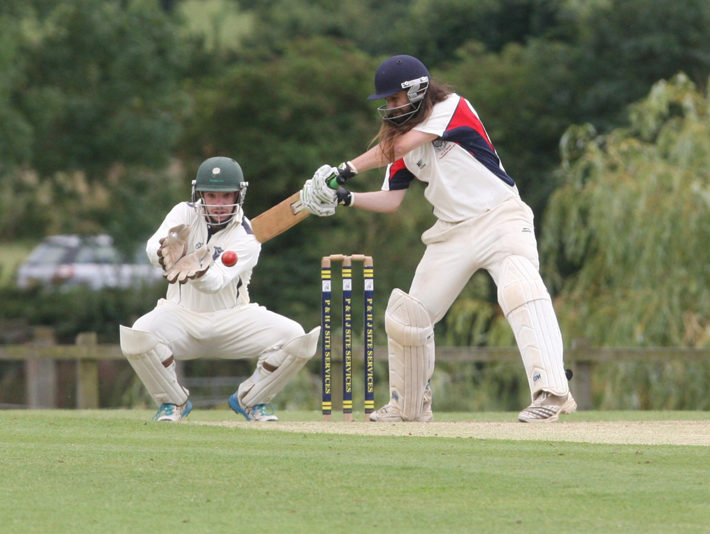 Billy Webb hit 42 for Wootton & Boars Hill