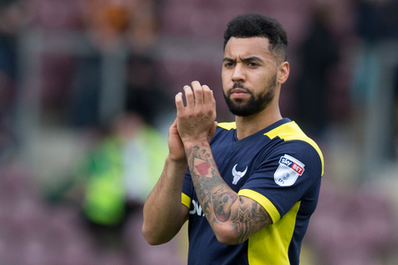 Kane Hemmings has scored four goals in his last eight appearances for Mansfield Town