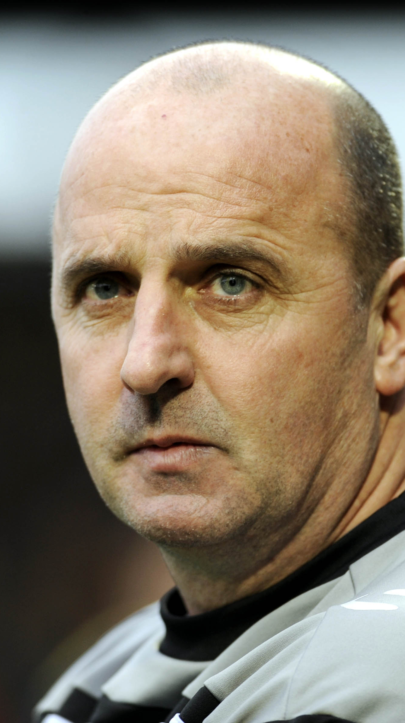 Wigan Athletic manager Paul Cook Picture: David Fleming