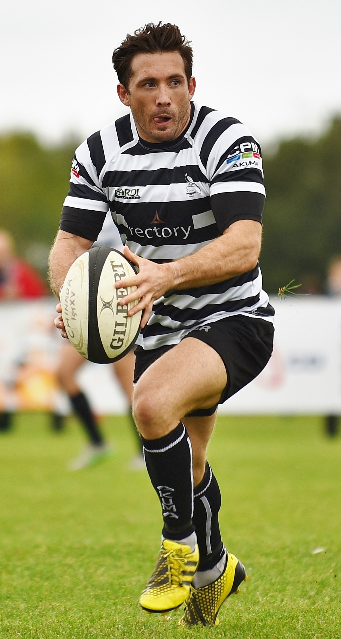 BACK: Jonny Bentley returns at fly half for Chinnor against Redingensians                       Picture: Aaron Bayliss
