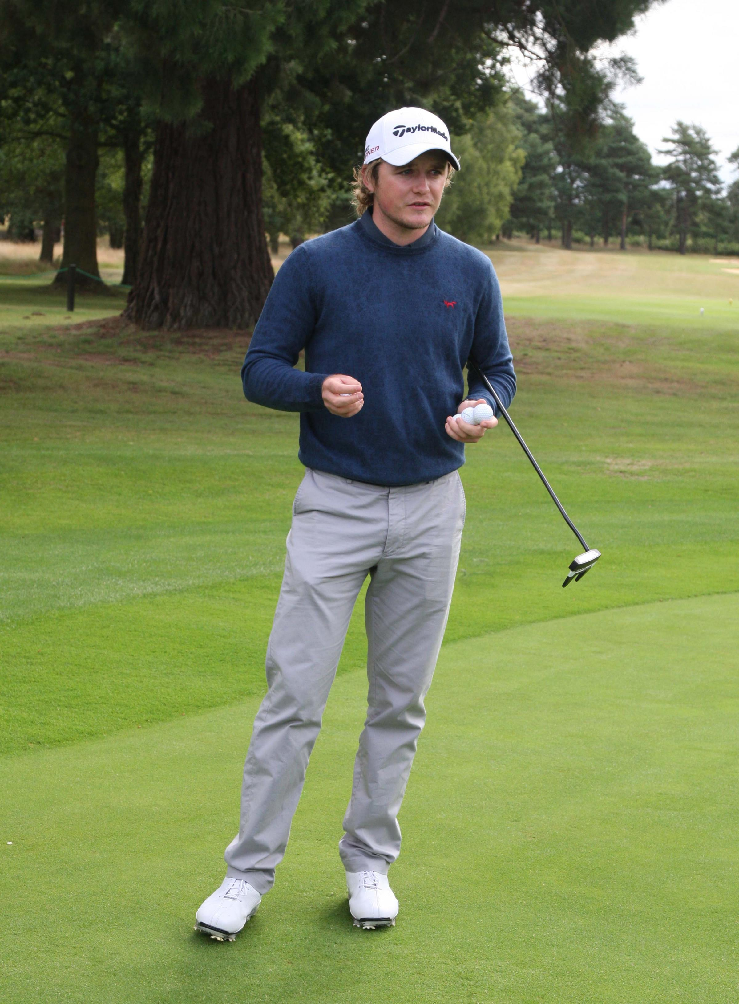 Eddie Pepperell finished 15 shots behind the winner