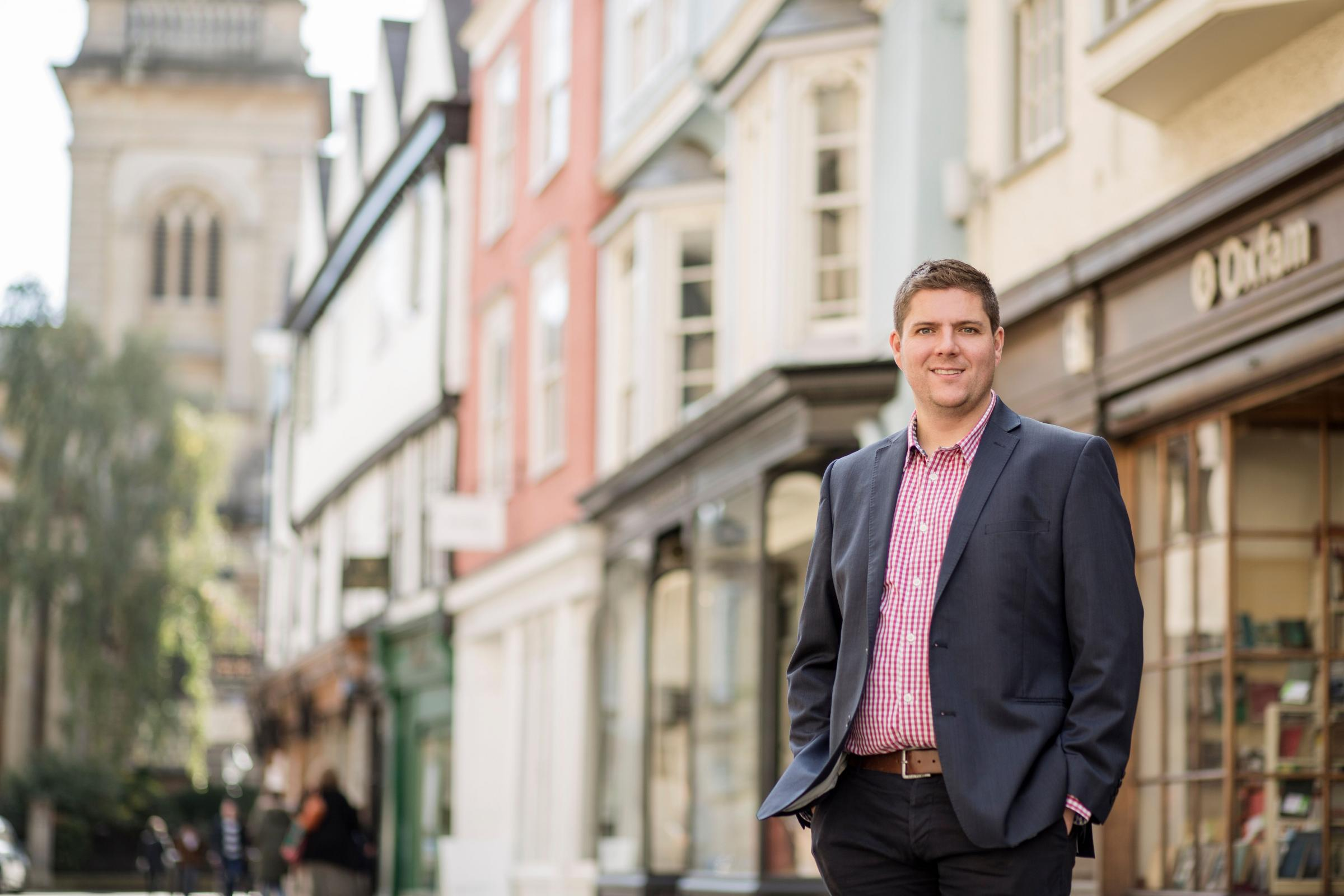 Ben Procter, Oxford Property Consulting