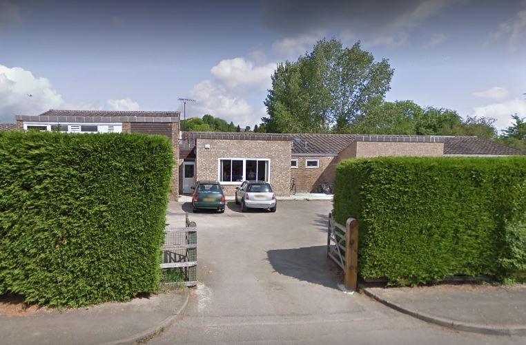 Sunningwell CE Primary School. Pic: Google Street View