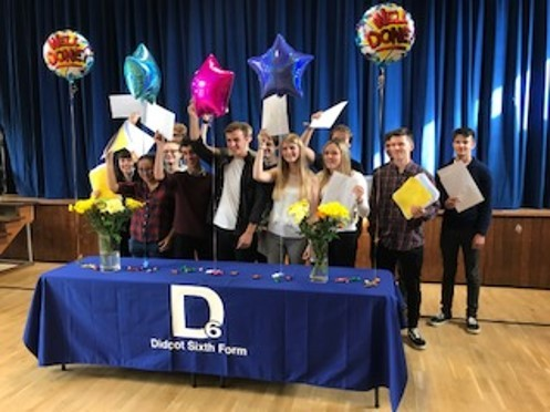 Didcot Sixth Form results