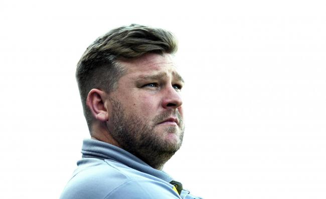 KARL ROBINSON COLUMN: A great chance to put things right after a frustrating week