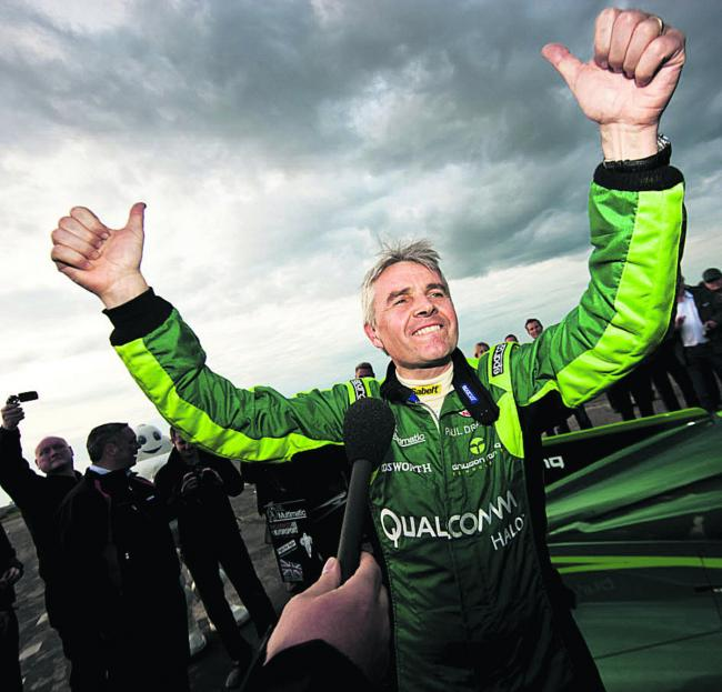 Lord Drayson. Picture Oxford Mail