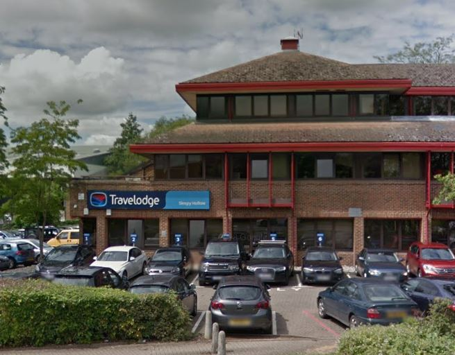 Travelodge in Thame. Pic: Google Maps