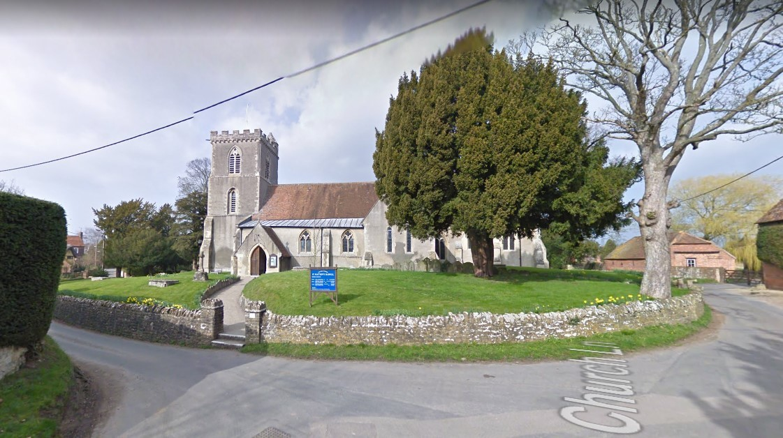 St Matthew's Church Harwell Picture: Google Maps
