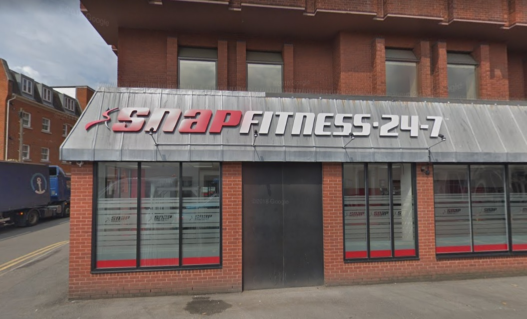 Snap Fitness, Windsor. Picture: Google Maps