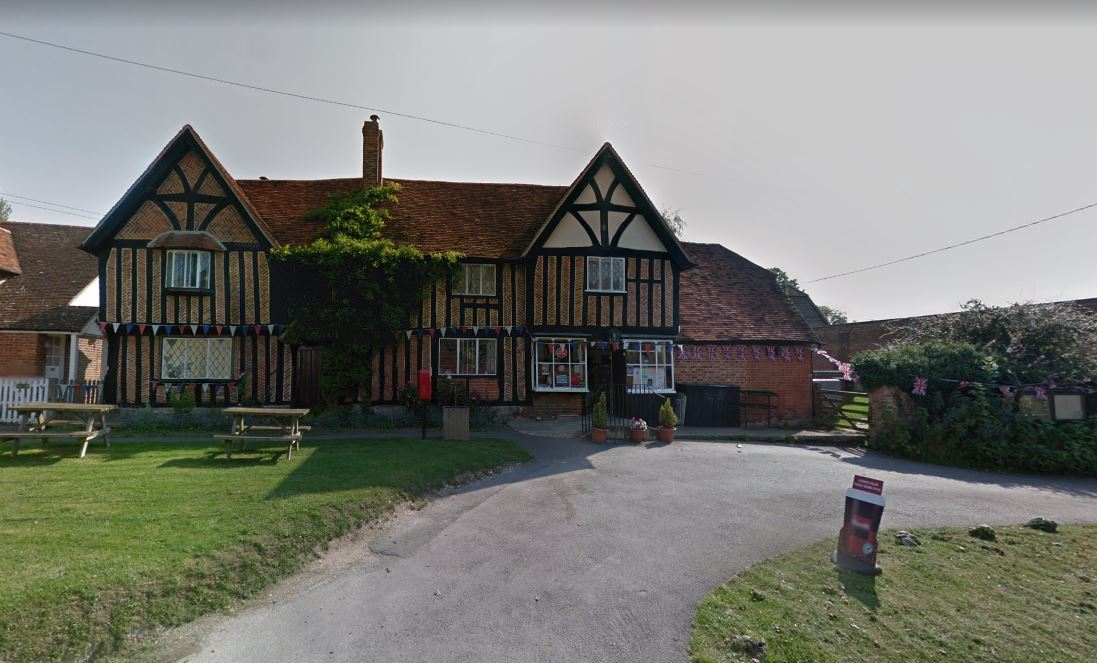 Village Store East Hendred. Picture: Google