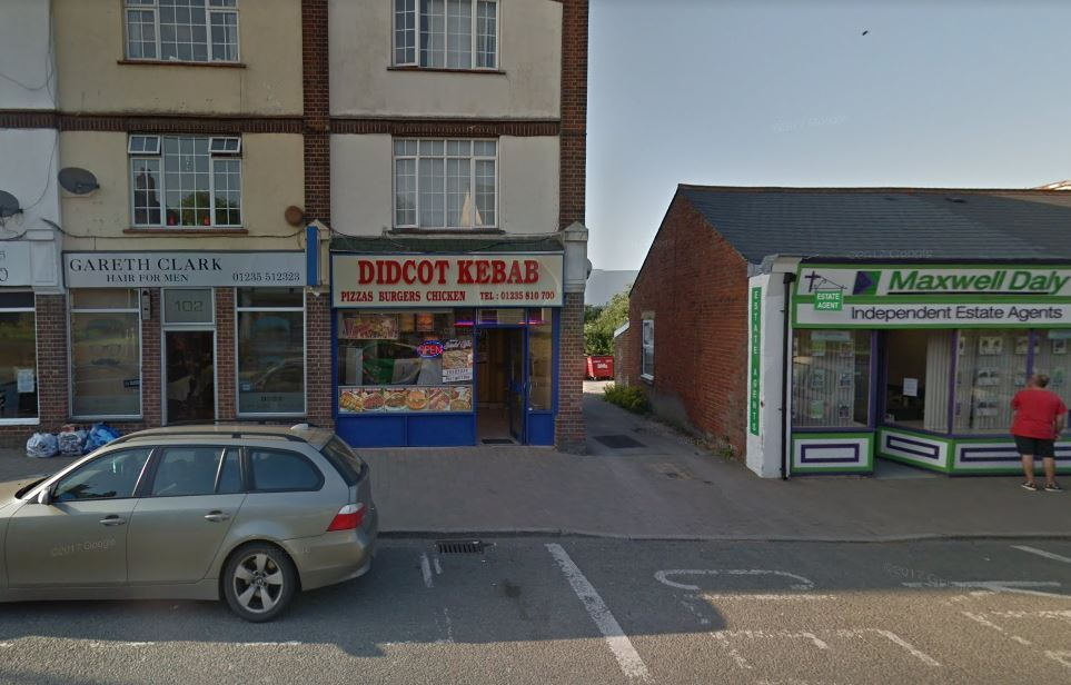 Didcot Kebab at 100 Broadway. Picture: Google