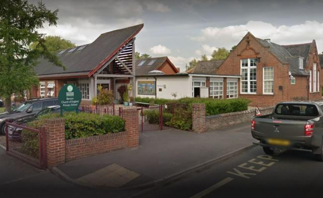 Benson CE Primary School. Pic: Google Maps