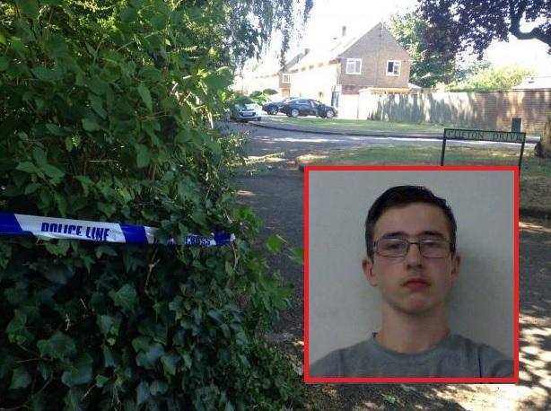 Oliver Welsby. Picture supplied by Thames Valley Police.