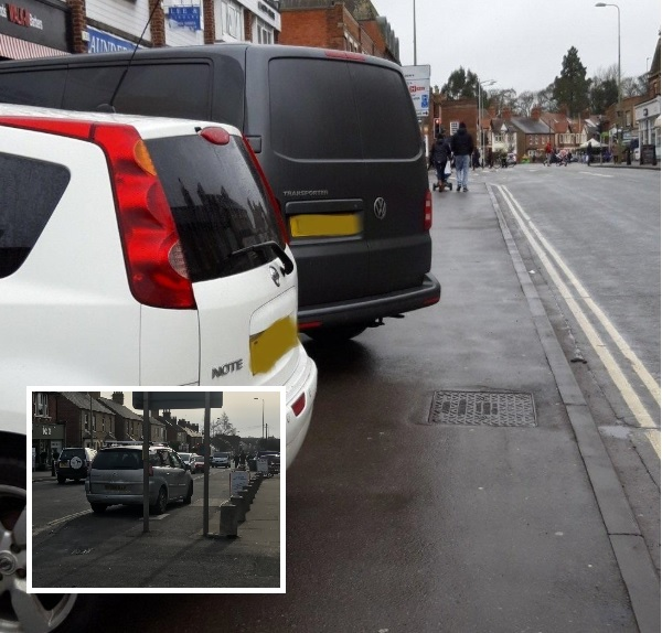 Parking pavement could be banned - new inquiry on 'a real problem'