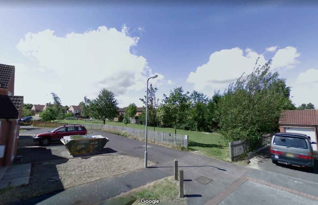 St Anne's Close, Didcot. Picture: Google