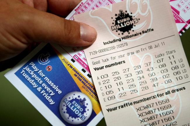 The largest-ever EuroMillions jackpot is up for grabs tonight