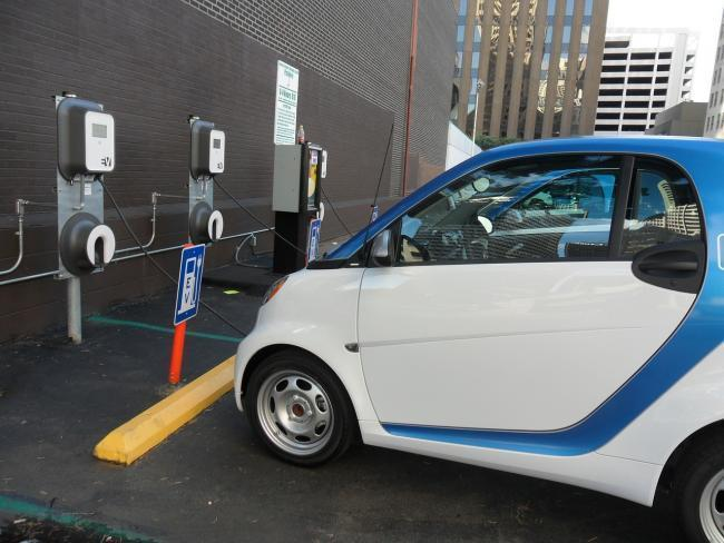 Electric vehicles' use is increasing