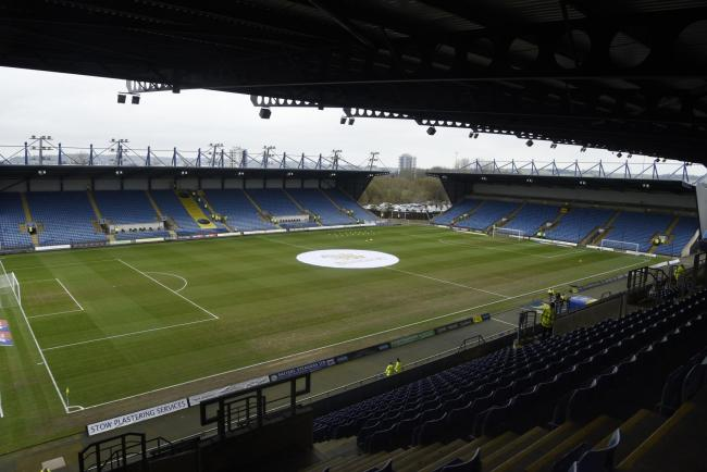 The Kassam Stadium  Picture: David Fleming