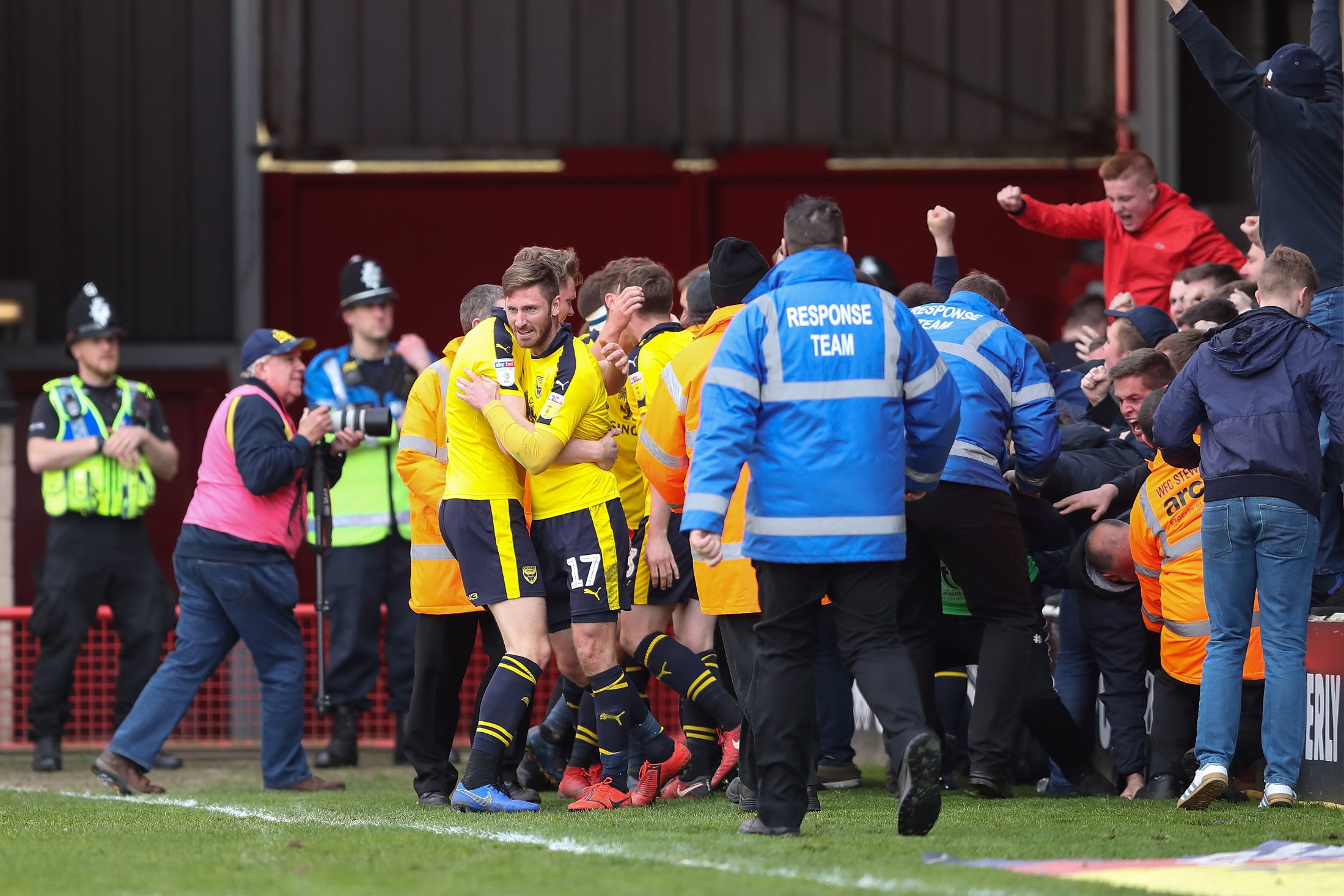 Oxford United's League One status now secure - Karl Robinson