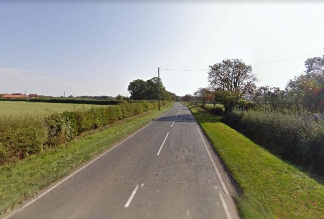 The A417 between Faringdon and Buscot Wick. Pic: Google Maps