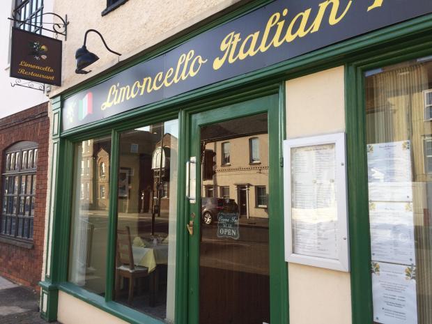 Food Reviewlimoncello Italian Abingdon Herald Series