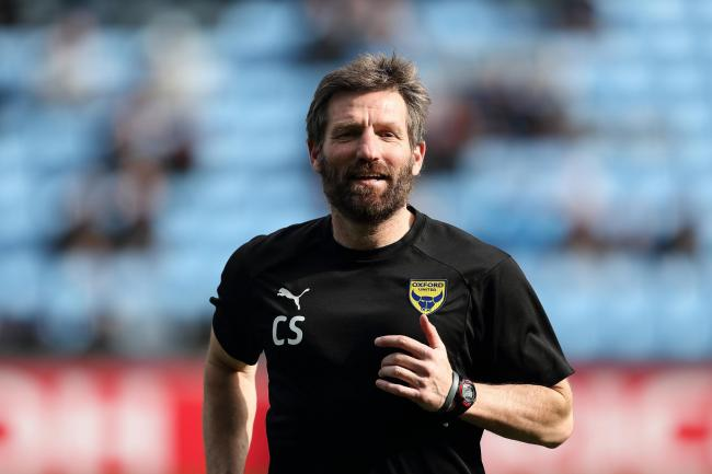 Chris Short will stay as Oxford United's head of physical performance for a second season  Picture: James Williamson